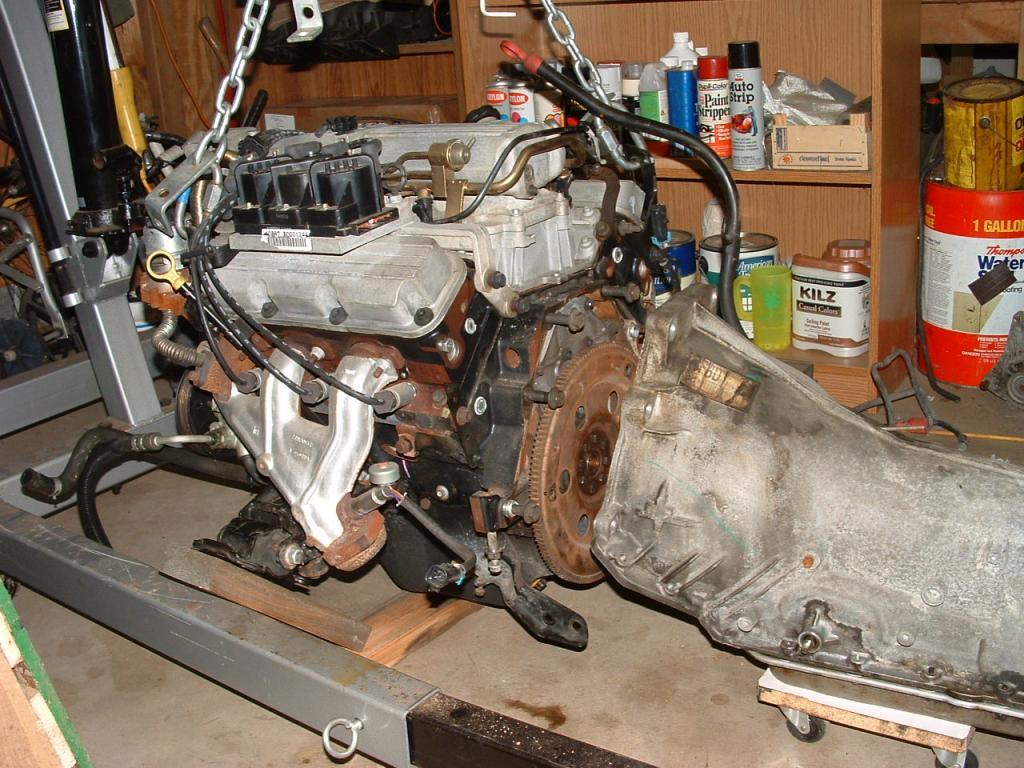 3 8 engine pull - Camaro Zone - Camaro Forums and News