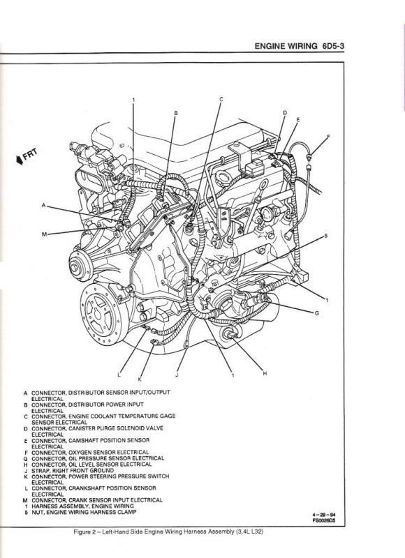 3800 Series 2 Engine Diagram Pontiac Firebird
