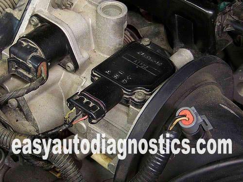 MAF Sensor Location Camaro Zone Camaro Forums and News – Isuzu Npr Fuse Box Location