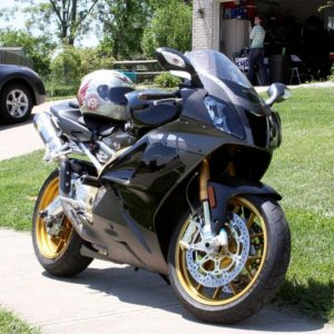 2007 Aprilia RSV1000R Factory (For Sale)